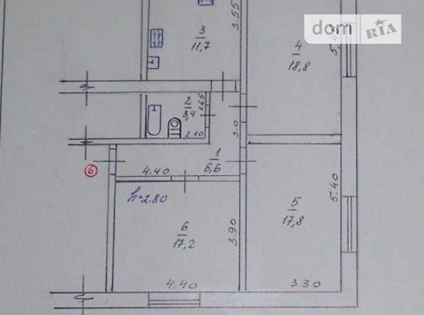 Продаж квартири, 3 кім., Черкаська, Каменка, c.Косарі, Холодноярська