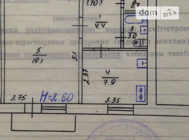Продаж однокімнатної квартири в Козятині на Грушевского 30, фото 2