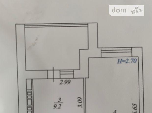 Продажа однокомнатной квартиры в Киеве, на Боголюбова 33,, кв. 289, район Борщаговка фото 1
