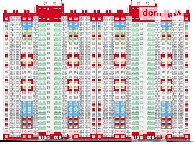 Продажа квартиры, 1 ком., Киев, р‑н.Дарницкий, ст.м.Позняки, Чавдар Єлизавети улица, дом 23