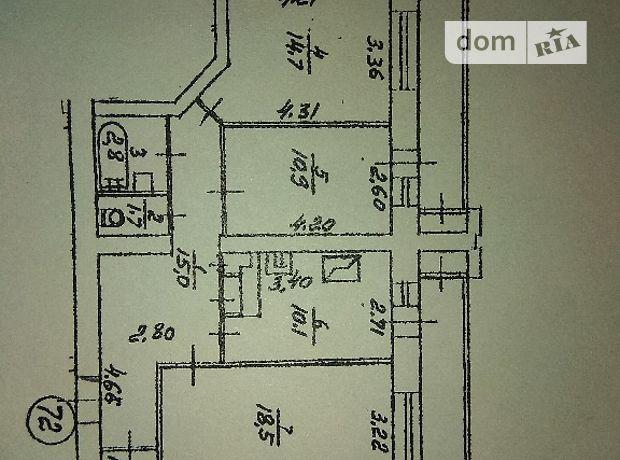 Продажа квартиры, 3 ком., Киев, р‑н.Дарницкий, ст.м.Осокорки, Княжий Затон улица, дом 14В