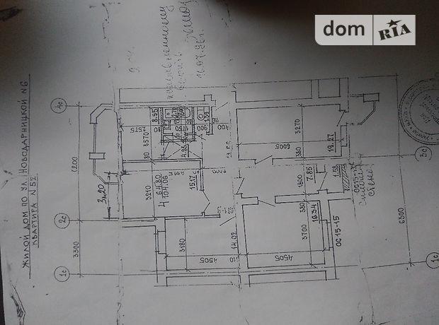 Продажа квартиры, 4 ком., Киев, р‑н.Дарницкий, Новодарницкая улица, дом 6