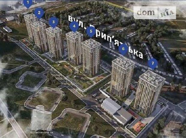 Продажа однокомнатной квартиры в Киеве, на ул. Причальная 11, район Дарницкий фото 1