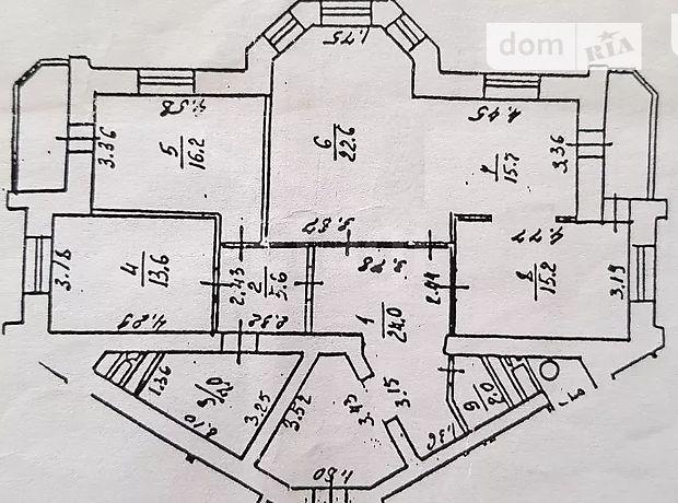 Продаж чотирикімнатної квартири в Києві на вул. Вишняківська 13, район Дарницький фото 1