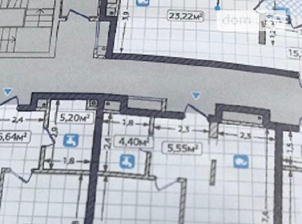 Продажа квартиры, 1 ком., Киев, р‑н.Дарницкий, ст.м.Славутич, Заречная улица, дом 1г