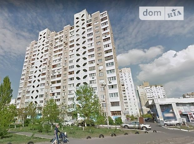 Продажа квартиры, 1 ком., Киев, р‑н.Деснянский, Лисковская улица, дом 12