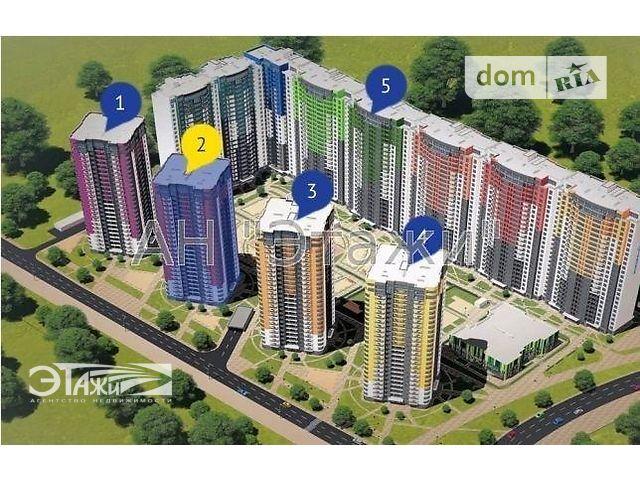 Продаж квартири, 1 кім., Киев, р‑н.Дніпровський, Каховская ул., 60