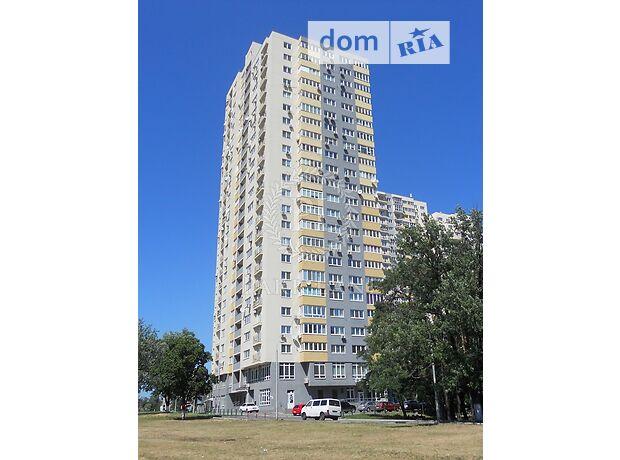 Продаж двокімнатної квартири в Києві на бул. Перова район Дніпровський фото 1