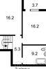 Продажа трехкомнатной квартиры в Киеве, на ул. Антоновича 44, кв. 193, район Голосеевский фото 3