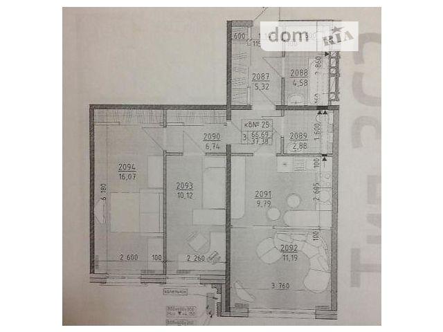 Продаж квартири, 3 кім., Киев, р‑н.Голосіївський, Луценко Дмитрия ул.