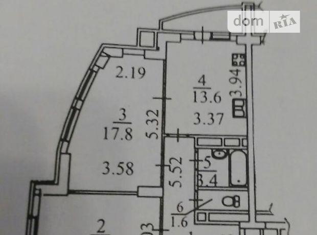 Продажа квартиры, 2 ком., Киев, р‑н.Голосеевский, ст.м.Демиевская, Виктора Забилы улица