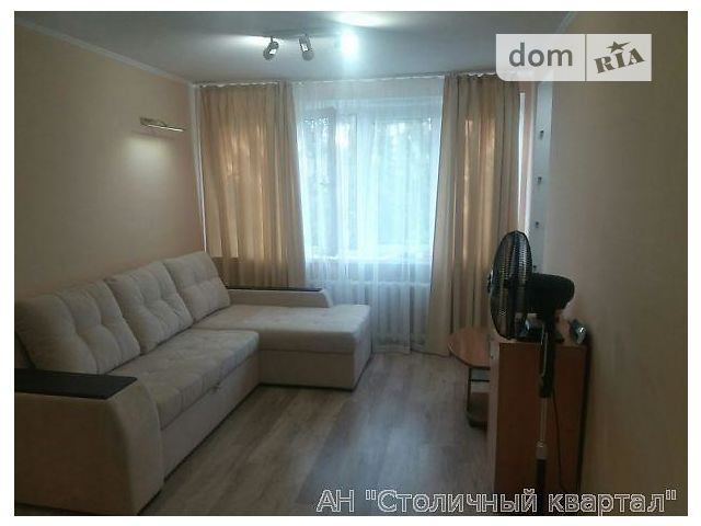 Продаж квартири, 1 кім., Киев, р‑н.Оболонський, Рокоссовского Маршала пр-т, 2
