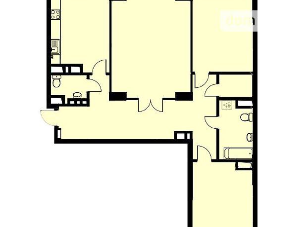 Продажа трехкомнатной квартиры в Киеве, на ул. Драгомирова 4Б, район Печерский фото 1