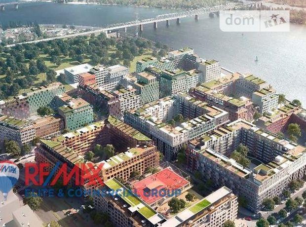 Продажа квартиры, 1 ком., Киев, р‑н.Подольский, Набережно-Рыбальская улица
