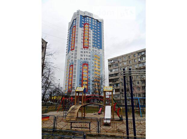 Продаж двокімнатної квартири в Києві на вул. Бакинська район Шевченківський фото 1