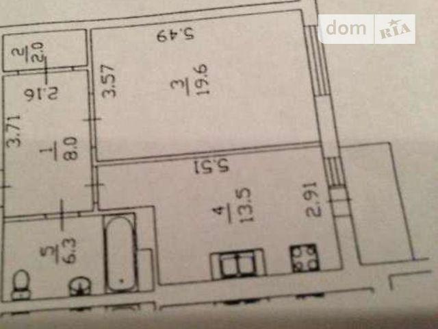 Продаж квартири, 1 кім., Киев, р‑н.Шевченківський, Даниила Щербаковского ул., 52