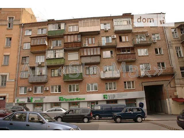 Продаж квартири, 1 кім., Киев, р‑н.Шевченківський, Некрасовская ул., 1