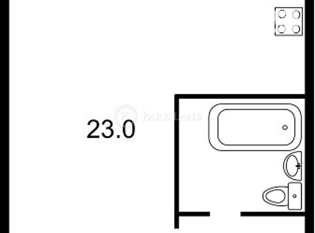 Продажа квартиры, 1 ком., Киев, р‑н.Соломенский, Чоколовский бульвар, дом 6