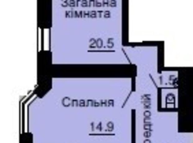 Продажа квартиры, 2 ком., Киев, ст.м.Теремки