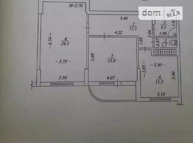Продаж двокімнатної квартири в Києво-Святошинську район Боярка фото 1