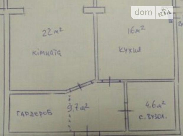 Продажа квартиры, 1 ком., Киевская, Киево-Святошинский, c.Гатное, Абрикосова, дом 14