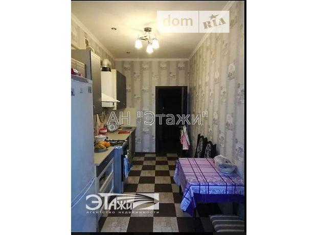 Продажа однокомнатной квартиры в Киево-Святошинске, на Шевченко улица район Софиевская Борщаговка фото 1