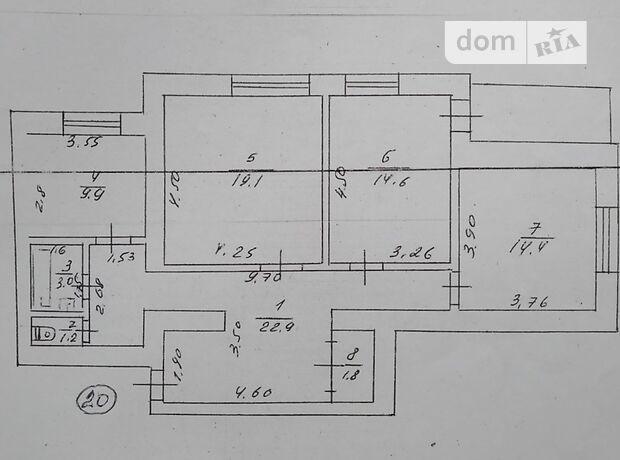 Продажа трехкомнатной квартиры в Кропивницком, район Подольский фото 1