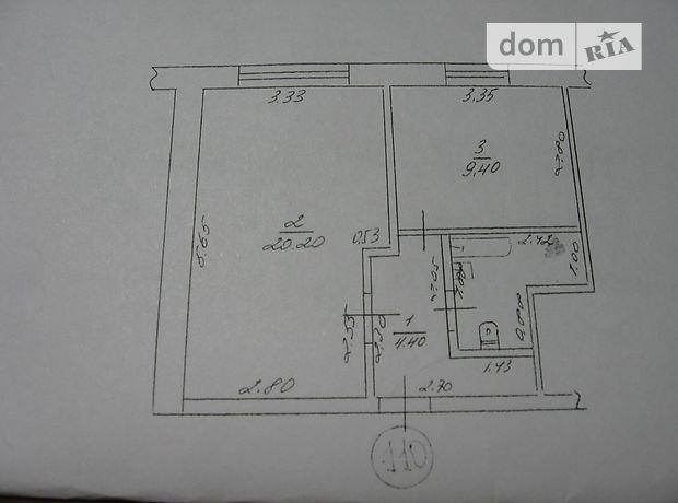 Продажа квартиры, 1 ком., Кировоград, р‑н.Центр, Буденного улица, дом 3
