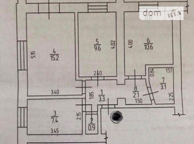 Продажа трехкомнатной квартиры в Кировограде, на ул. Куропятникова район Центр фото 1
