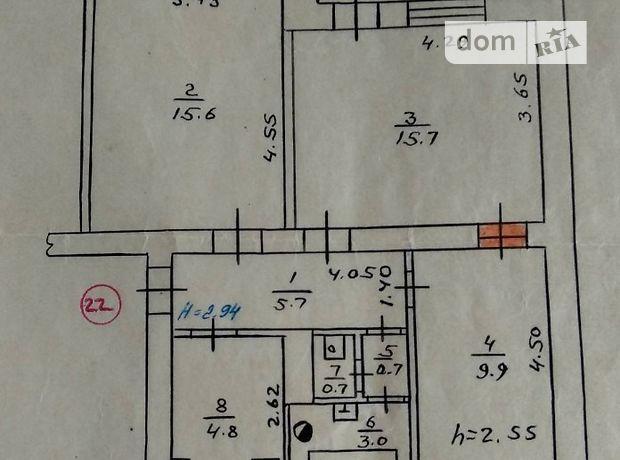 Продаж квартири, 3 кім., Сумська, Конотоп, р‑н.Конотоп, Рябошапко