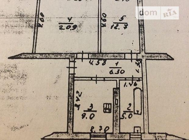 Продажа двухкомнатной квартиры в Коростене на Кирова фото 1
