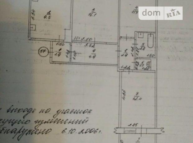 Продажа трехкомнатной квартиры в Краснодоне, на Кв. Баракова район Краснодон фото 1