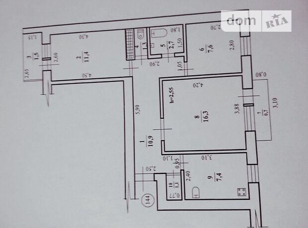 Продажа трехкомнатной квартиры в КрасныйЛуче, район Красный Луч фото 1
