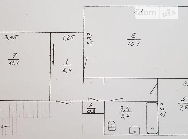 Продажа двухкомнатной квартиры в Кременчуге, на Республиканская 142, район Кременчуг фото 1