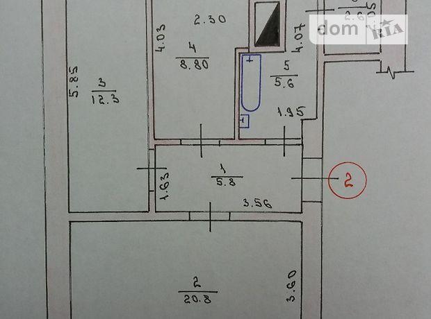 Продаж квартири, 2 кім., Тернопільська, Кременець, c.Білокриниця, Військова