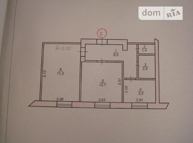 Продажа квартиры, 2 ком., Днепропетровская, Кривой Рог, Днепропетровское шоссе, дом 26