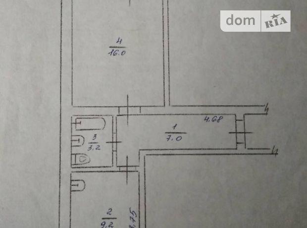 Продажа квартиры, 1 ком., Днепропетровская, Кривой Рог, р‑н.Дзержинский, Ильичевская