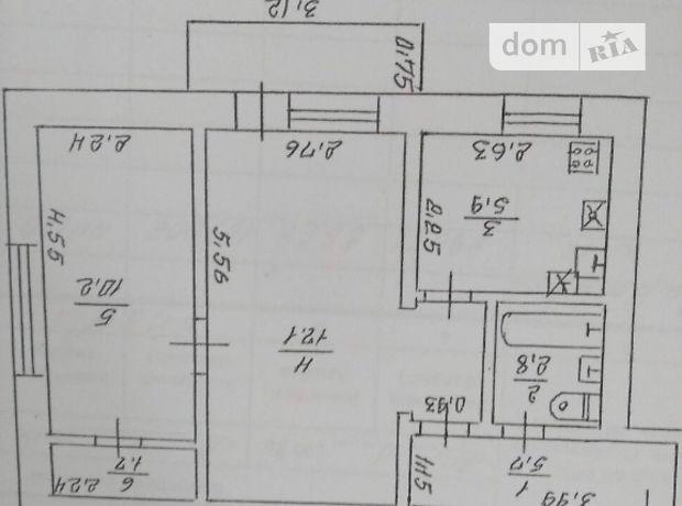 Продажа двухкомнатной квартиры в Купянске, на Садовая 7, район Купянск фото 2