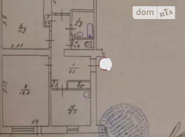 Продаж трикімнатної квартири в Ладижинi на Прибрежная  район Ладижин фото 1