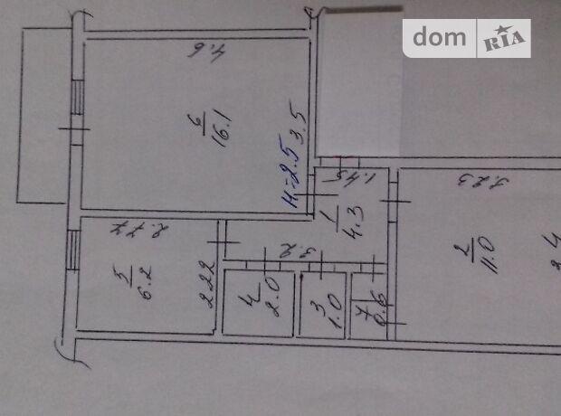 Продажа двухкомнатной квартиры в Ладыжине, на Кравчика район Ладыжин фото 2