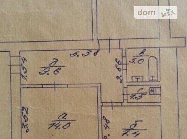 Продажа двухкомнатной квартиры в Лубнах, район Лубны фото 1