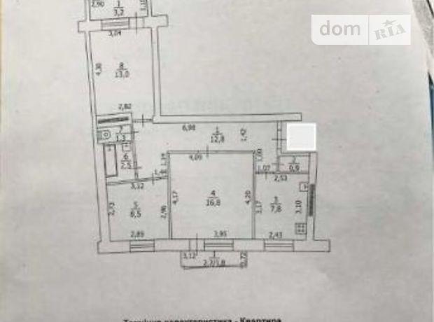 Продажа квартиры, 3 ком., Луганск, р‑н.Городок завода ОР, Градусова улица, дом 4а