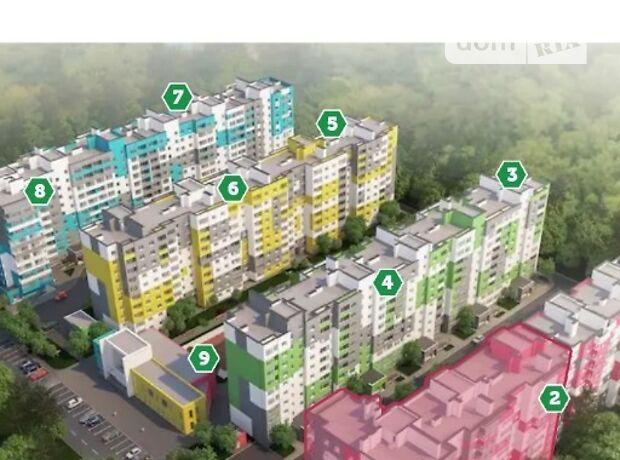 Продажа однокомнатной квартиры в Луцке, на ул. Конякина 3б, район 33 микрорайон фото 1