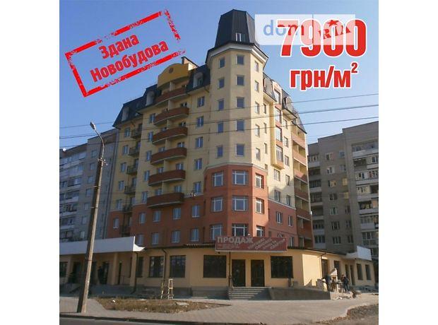 Продажа квартиры, 1 ком., Луцк, р‑н.40-а микрорайон, Конякіна, 17а