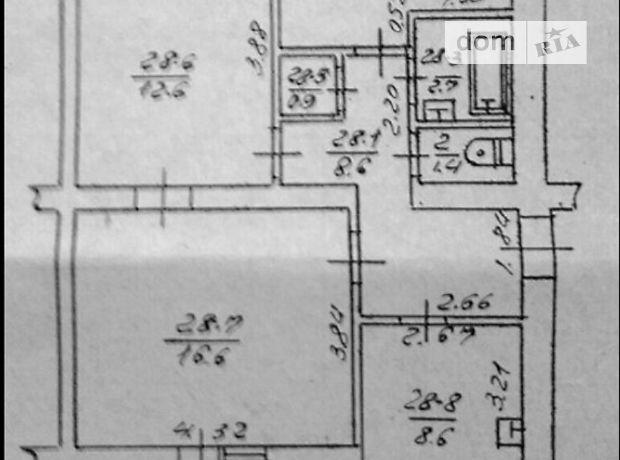 Продажа трехкомнатной квартиры в Луцке, на ул. Богомольца фото 1