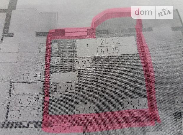 Продаж квартири, 1 кім., Луцьк, р‑н.Красне, Ковельська вулиця, буд. 29