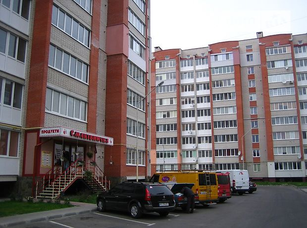 Продажа квартиры, 2 ком., Луцк, р‑н.Завокзальный, Арцеулова улица