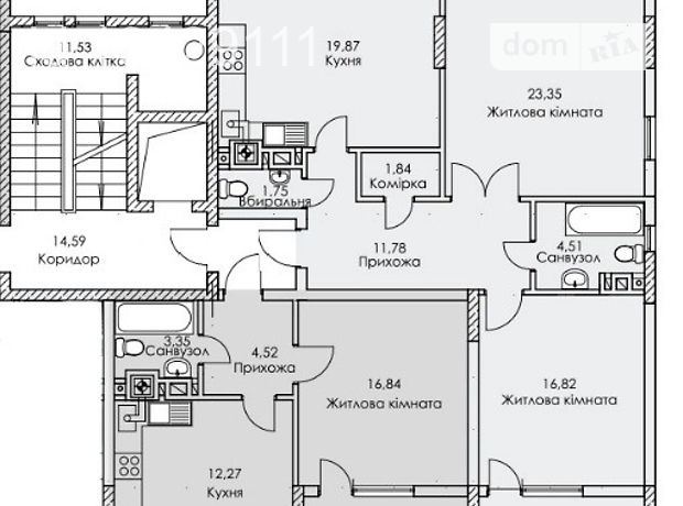 Продажа квартиры, 4 ком., Львов, р‑н.Галицкий, Газовая улица