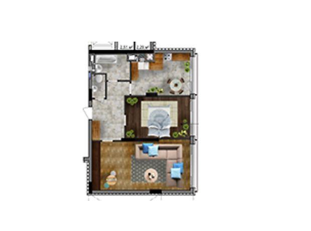 Продажа двухкомнатной квартиры в Львове, на ул. Пасечная район Лычаков фото 1