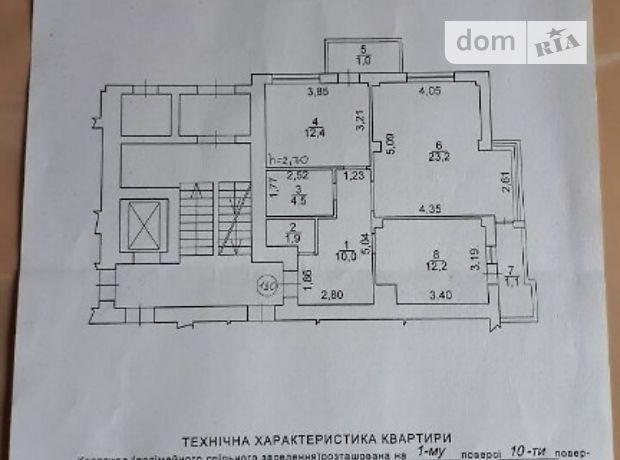 Продажа квартиры, 2 ком., Львов, р‑н.Шевченковский, Мазепы Гетьмана улица